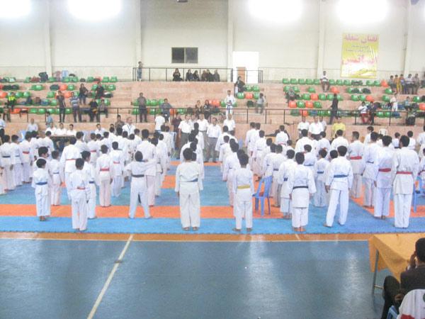 مسابقات قهرمانی کشوری گیلان- لاهیجان