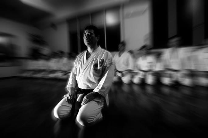 مرامنامه کاراته ( بوشیدو )
